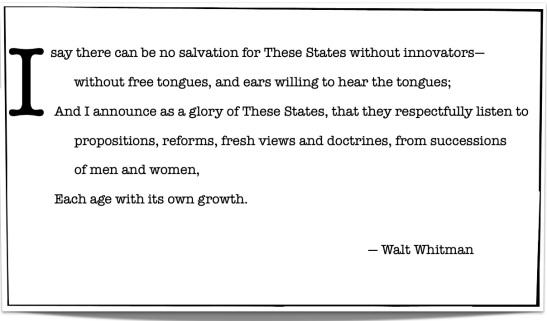 These States Whitman
